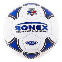 Футбольные мячи, Мяч футбольный Grippy Ronex Professional Blue/Black