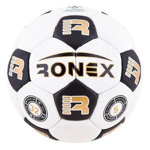 Футбольные мячи, Мяч футбольный Grippy Ronex Black/White