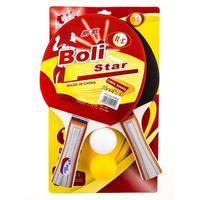 Ракетки для настольного тенниса, Ракетка для настольного тенниса Boli Star 9010
