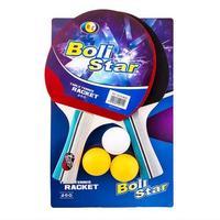 Ракетки для настольного тенниса, Ракетка для настольного тенниса Boli Star 9011