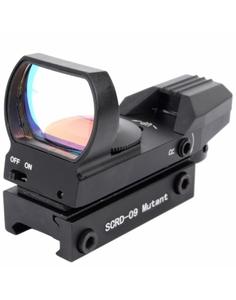 Прицелы коллиматорные Vector Optics, Прицел коллиматорный голографический Vector Optics Mutant (1x22x33)