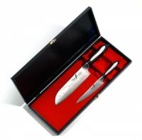 Набор из 2-х ножей в подарочной коробке, Tojiro