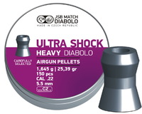 Пули JSB Heavy Ultra Shock 5,52мм 1,645(150)