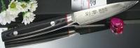 Кухонный нож Kanetsugu Saiun овощной нож 90мм