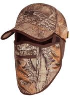Водонепроницаемая кепка с флисовой маской