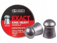 Пули JSB King Heavy 6,35мм 2,2(150)