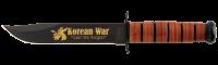 """C фиксированным клинком, 9106 Нож KA-BAR """"USMC Korean War"""""""