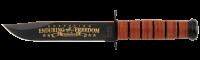 "9170 Нож KA-BAR ""USN OEF Afghanistan"" comm."