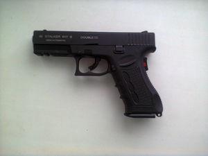 Stalker, Пистолет стартовый Stalker 917 черный