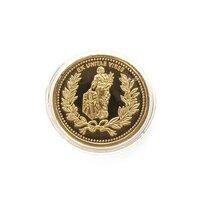 Монета Microtech Gold Coin 501-MCK