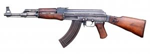 Макеты массогабаритные, ММГ АК-47