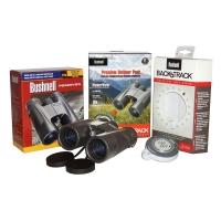Бинокль Bushnell 10х42 Premium Outdor Pack