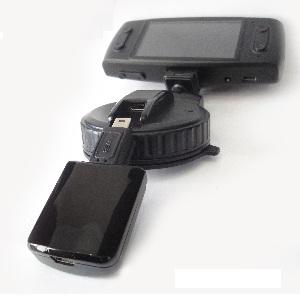 Falcon, Автомобильный видеорегистратор Falcon HD28-LCD-GPS
