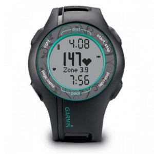 Спортивные навигаторы и часы, Garmin Forerunner 210 HR Teal