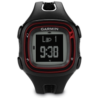 GARMIN Forerunner 10  Black and Red