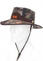 Демисезонная круглая шляпа Camo