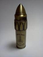 Зажигалка пуля-крутилка