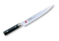 KASUMI Нож кухонный для тонкой нарезки 240 мм, Дамаск