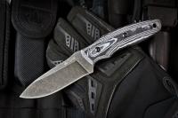 Kizlyar Supreme KE URB2SW Нож туристический Urban Серый D2