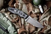 Kizlyar Supreme KE URB8SW Нож туристический Urban Серый AUS-8