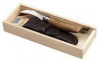 Нож Opinel Chapignon 8VRN, тканевый чехол, в коробке