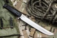 Kizlyar Supreme KE SEN8P Нож туристический Sensei полированный AUS-8, рукоять G-10