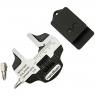True Utility, Брелок HandSpan мультиинструмент с разводным ключом (L52 x W47 x D8mm)