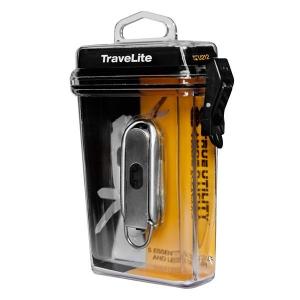 True Utility, Брелок TraveLite с LED (L56 x W18 x D10mm)