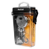 Брелок ReCoil (D40mm x H12mm - шнур L68cm)