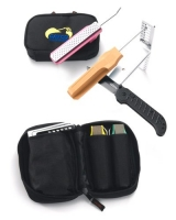 TIMBERLINE/GATCO, 10002 Набор для заточки ножей Gatco Backpacker