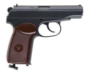 Umarex, Пневматический пистолет Umarex Makarov (ПМ) Blowback