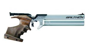 Umarex, Пневматический пистолет Umarex Walther LP 400 Alu, M