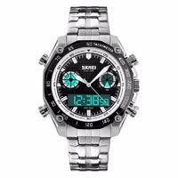 Часы Skmei 1204 Black White BOX