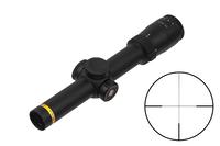 171385 Прицел оптический LEUPOLD VX-5HD 1-5x24 (30mm) Metric Illum. FireDot 4 Fine