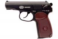 SAS, Пистолет пневматический SAS Makarov (ПМ) Blowback