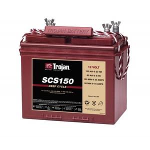 Аккумуляторы, Аккумулятор Trojan SCS150