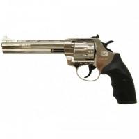 Револьвер флобера Alfa 461 никель, пластик