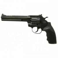Револьвер флобера Alfa 461 вороненый, пластик