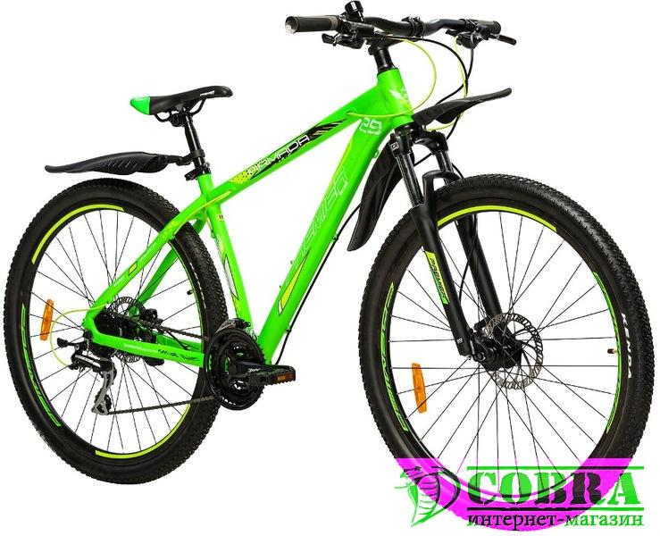 """Велосипед Premier Armada 29 Disc 18"""" Neon Green 2018 ..."""