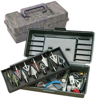 Коробка MTM Broadhead Tacle Box для 12 наконечников стрел и прочих комплектующих