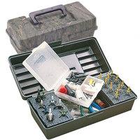 Коробка MTM Magnum Broadhead Box для 20 наконечников стрел и прочих комплектующих