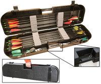 Коробка MTM Arrow Plus Case для 36 стрел и прочих комплектующих