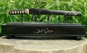 Авторские работы, Вакидзаси Sōgen no sakura (Сакаура в степи)