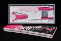 HT01SET Набор розовый (керамическое покрытие)