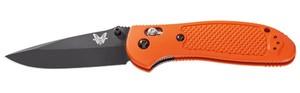 BENCHMADE, 551BK-ORG Нож Benchmade Pardue Griptillian