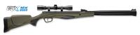 Винтовка пневматическая Stoeger RX20 S3 Suppressor Green с прицелом 4х32