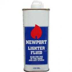 Газ, Бензин, Бензин Newport 133 ml