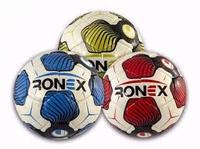 Мяч футбольный Cordly Snake Ronex Red
