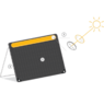 Портативные зарядные устройства, Солнечная панель BIOLITE SolarPanel 5+