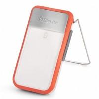 Фонарь-зарядка BIOLITE Powerlight Mini red